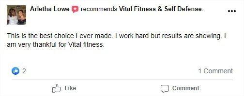 2 1, Vital Fitness & Self Defense Las Colinas, TX