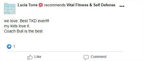 3 1, Vital Fitness & Self Defense Las Colinas, TX