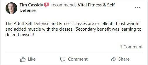 Adults2, Vital Fitness & Self Defense Las Colinas, TX